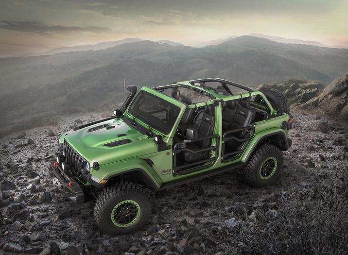 43 New 2020 Jeep Wrangler Plug In Hybrid Redesign And Concept