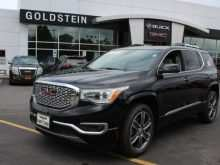 43 The 2018 Gmc Acadia Denali Exterior