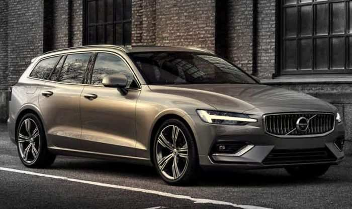 43 The Best Volvo Wagon 2020 Price Design And Review