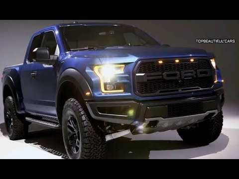 44 A Ford F150 Raptor 2020 New Review