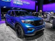 44 All New 2020 Ford Explorer Xlt Specs Overview