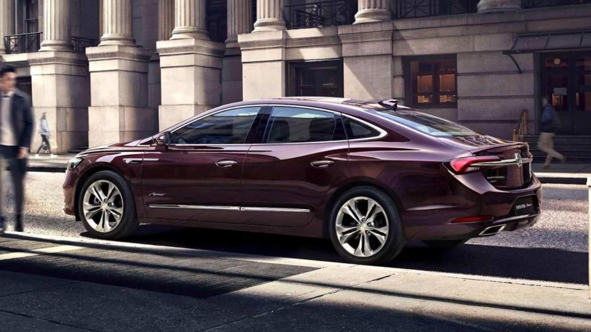 44 All New Buick Sedan 2020 Redesign And Review
