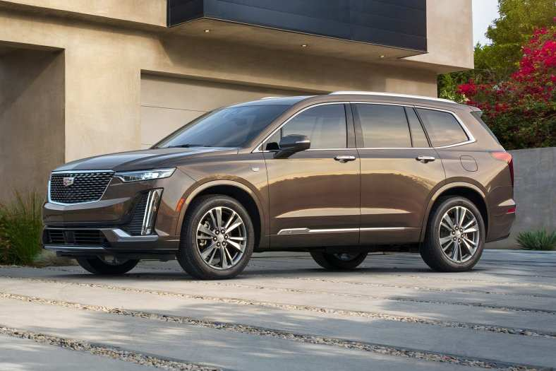 44 New 2020 Cadillac Xt6 Interior Colors Overview