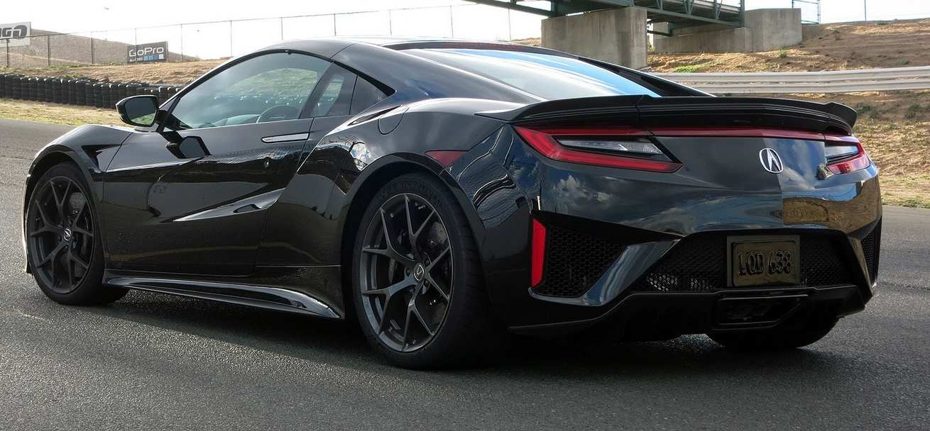 44 The Best 2020 Acura Nsx Type R Release Date And Concept