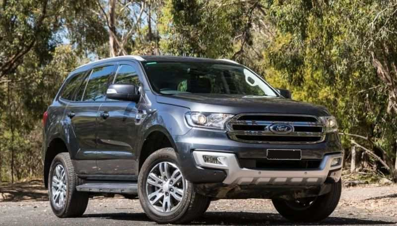 44 The Best Ford Everest 2020 Review