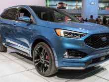 44 The Ford Edge 2020 New Review