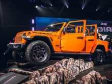 2020 Jeep Gladiator Horsepower