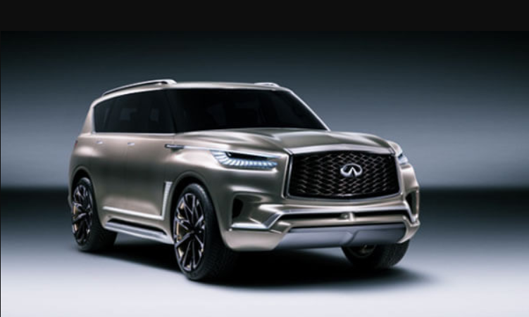 45 New Infiniti Qx80 2020 Model Research New