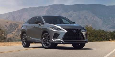 46 A 2020 Lexus Suv Price New Model And Performance
