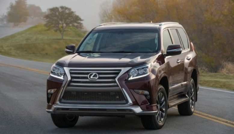 46 New Pictures Of 2020 Lexus Gx 460 Release