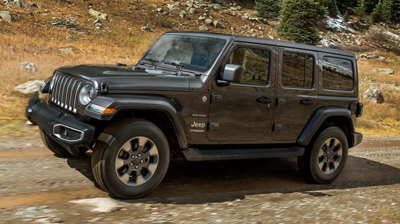 46 The 2020 Jeep Jl Rumors Concept