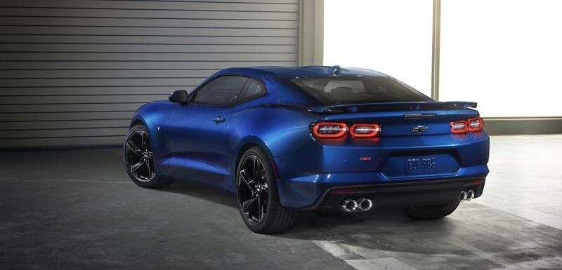 46 The Best Chevrolet Camaro 2020 Pictures New Review
