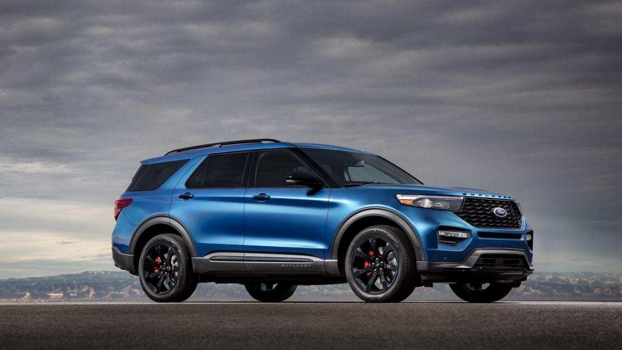 46 The Best Ford Explorer St 2020 New Review