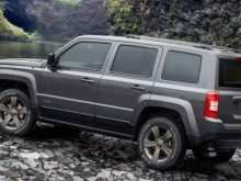 47 A Jeep Patriot 2020 New Review