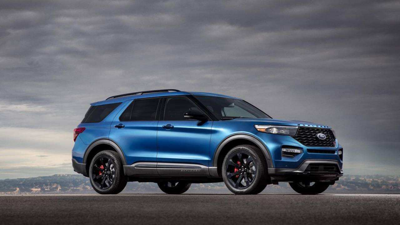 47 New 2020 Ford Explorer Xlt Specs Performance And New Engine