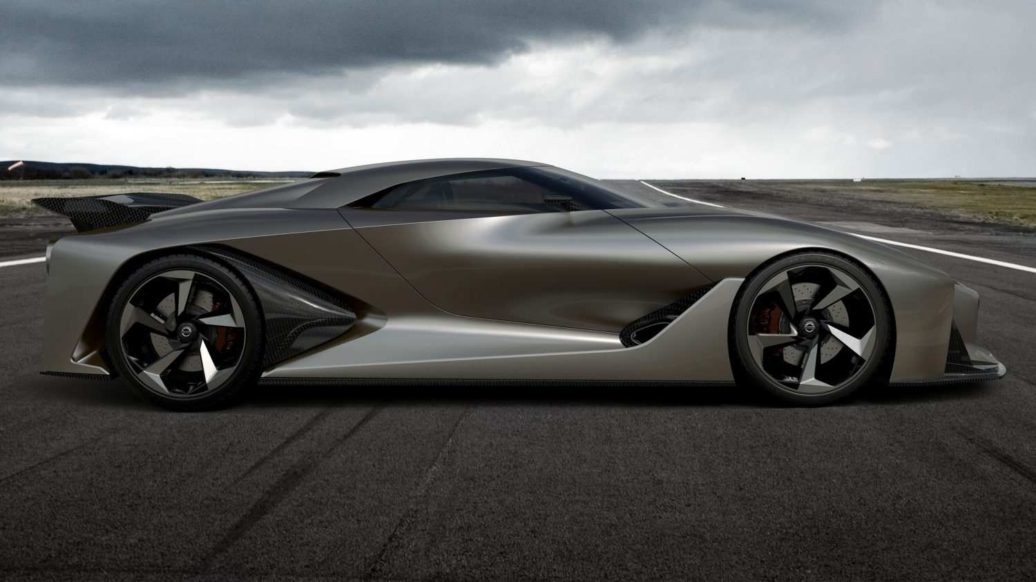 47 New Nissan Concept 2020 Price Images
