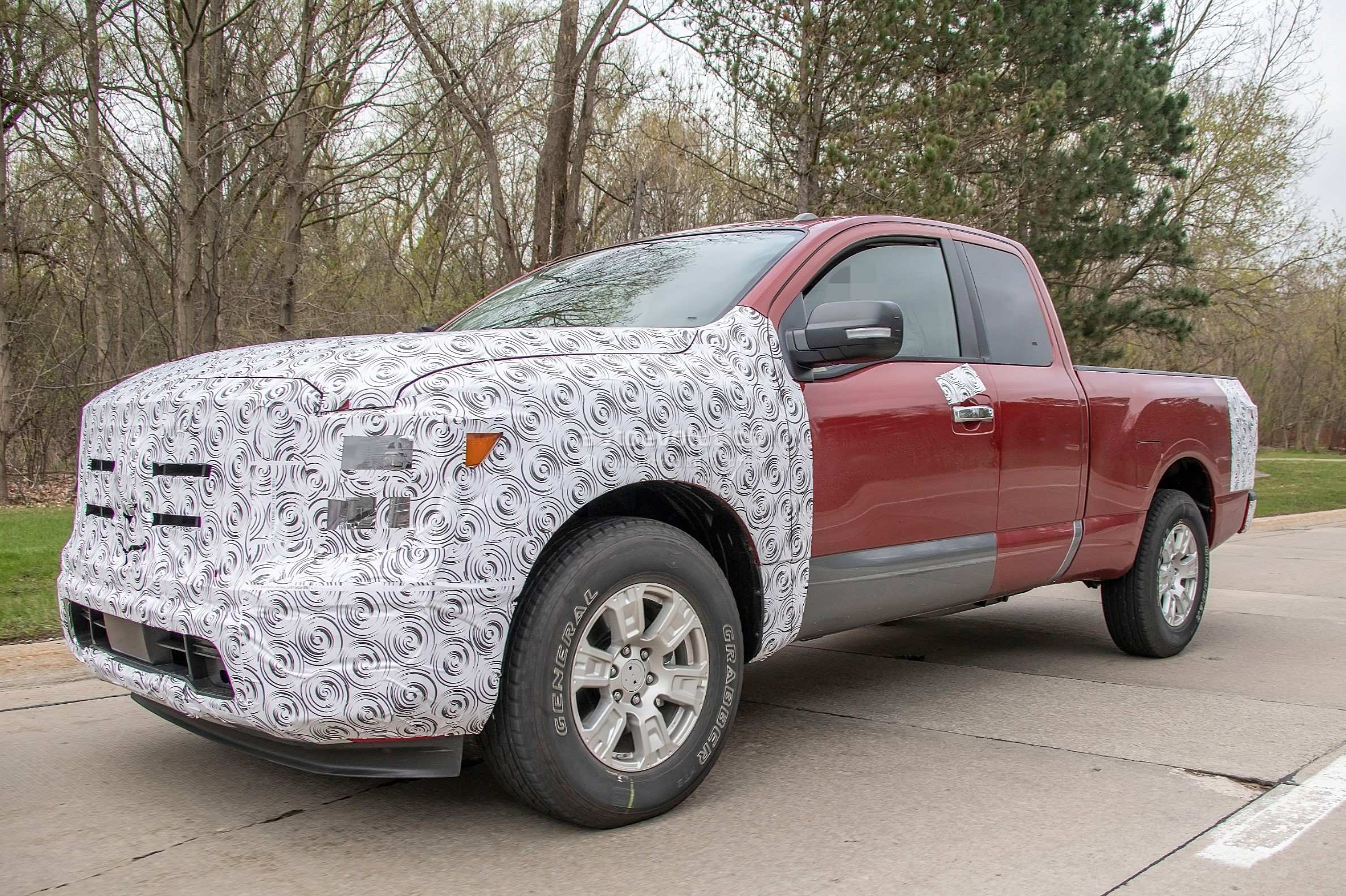 48 A Nissan Titan 2020 Redesign and Concept
