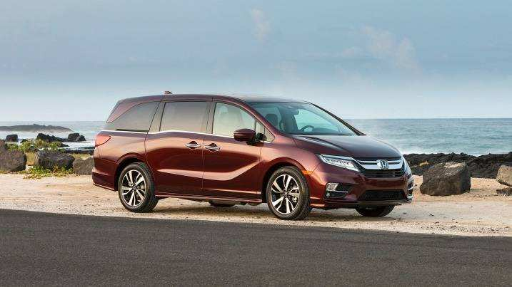 48 All New Honda Odyssey 2019 Vs 2020 Specs And Review