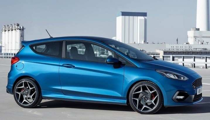 48 New 2020 Ford Fiesta St Pictures