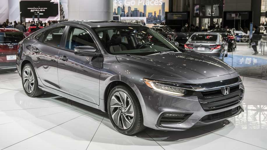 48 The Best Honda Insight 2020 Price And Review