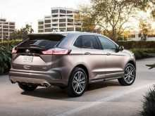 48 The Ford Edge 2020 Images