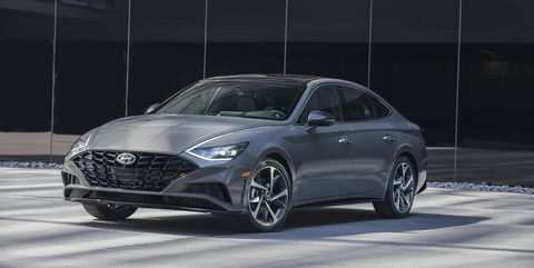 49 All New 2020 Hyundai Sonata Engine Options Wallpaper