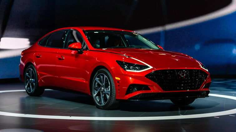 49 All New When Is The 2020 Hyundai Sonata Coming Out Model