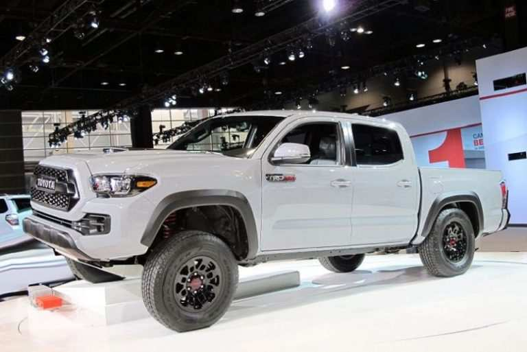 49 The Toyota Tacoma 2020 Redesign Reviews