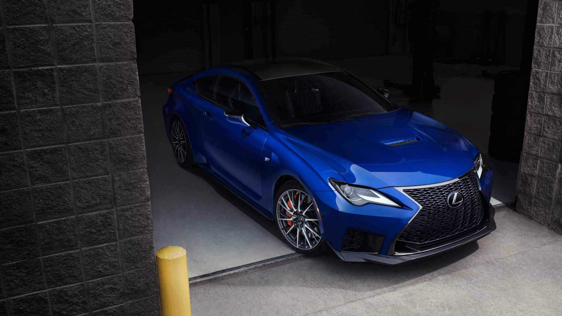 50 All New Lexus Rc 2020 Release Date And Concept