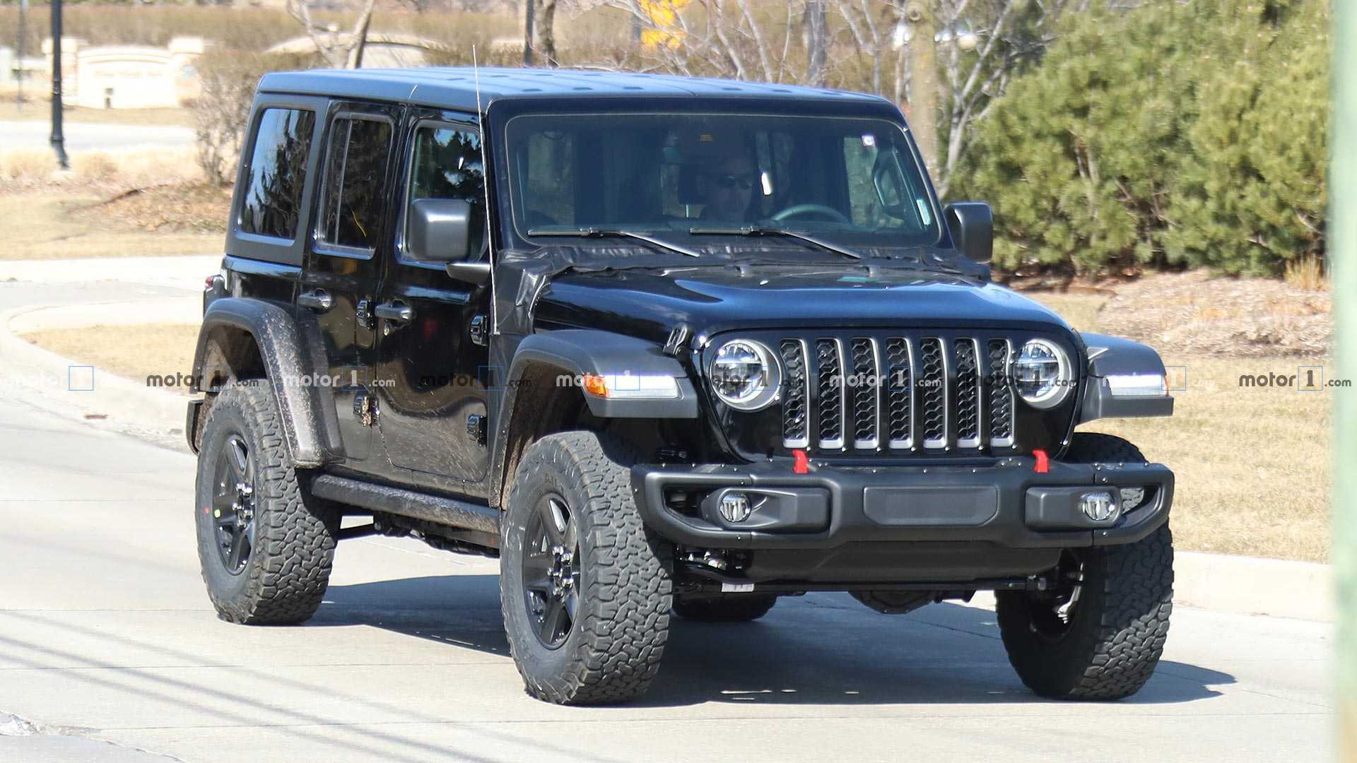 50 The Best 2020 Jeep Wrangler Plug In Hybrid Overview
