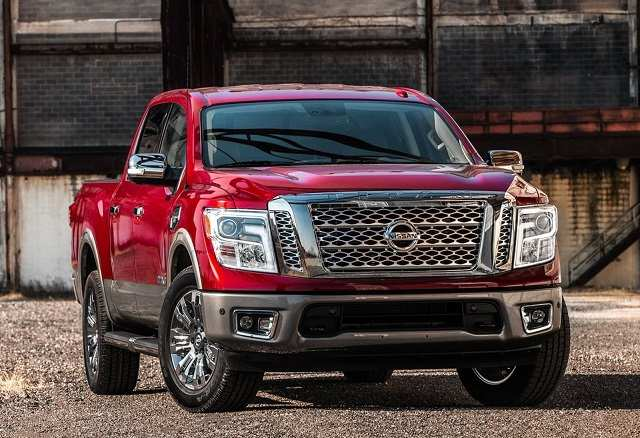 50 The Nissan Titan 2020 Review