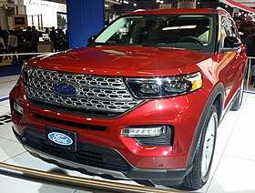 51 Best Ford Usa Explorer 2020 Release