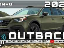 51 New 2020 Subaru Outback Release Date Performance