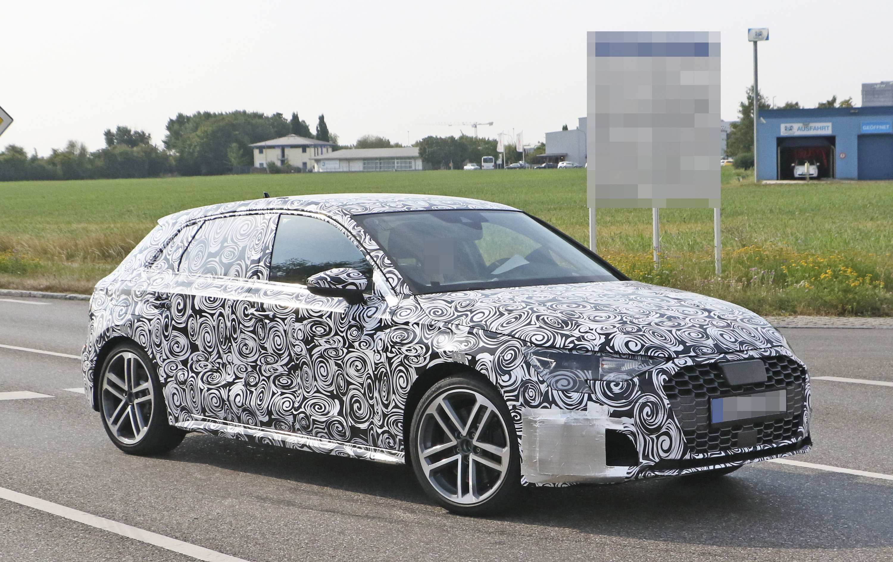 51 The Audi Hatchback 2020 First Drive