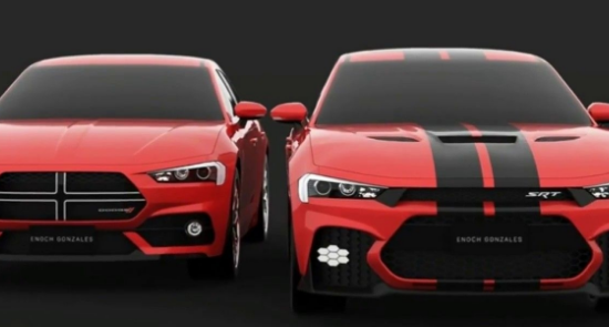 51 The Dodge Challenger Concept 2020 Picture
