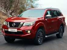 51 The Nissan Terra 2020 Research New