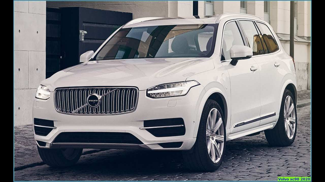 52 A Volvo Zero Mort 2020 Performance And New Engine