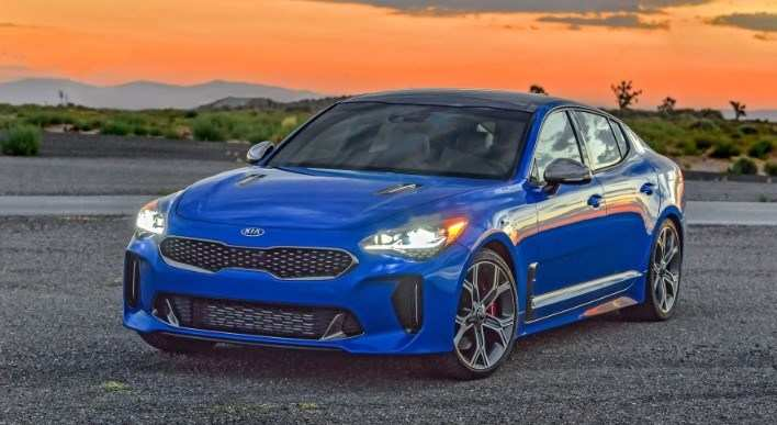 52 New 2020 Kia Stinger Release Date Performance