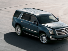 52 The Cadillac Escalade New Body Style 2020 Spy Shoot