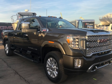 52 The Gmc Sierra 2020 Review and Release date