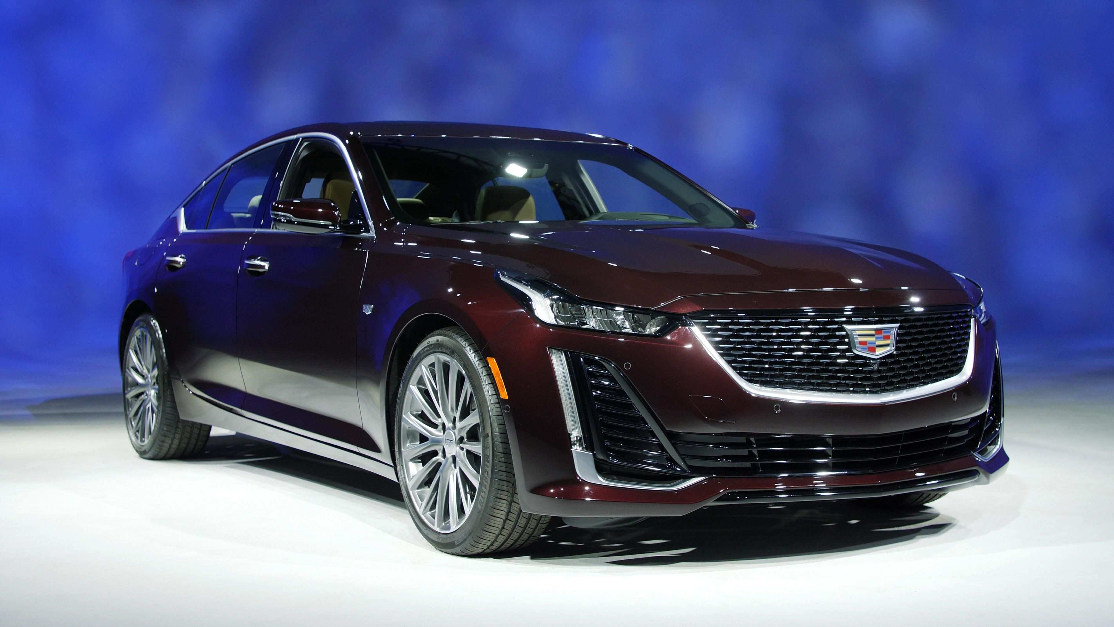 53 New New Cadillac Sedans For 2020 Concept And Review