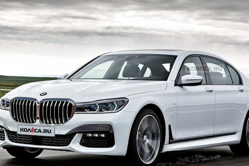 53 The Best BMW Series 7 2020 Style
