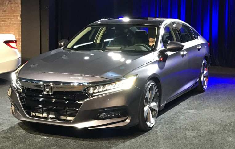 53 The Best Honda Accord 2020 Changes Release Date