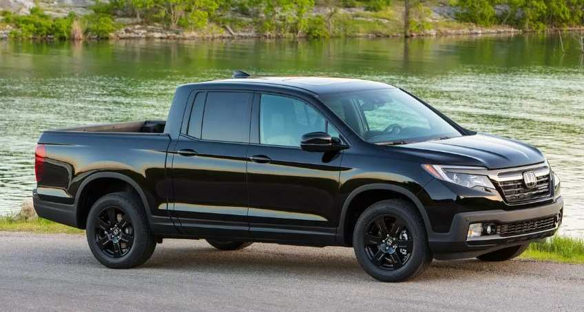 54 All New 2020 Honda Ridgeline Release Date First Drive