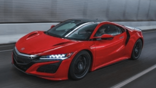 54 The Best Acura Coupe 2020 Picture
