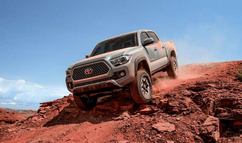 54 The Best Toyota Tacoma 2020 Redesign Performance