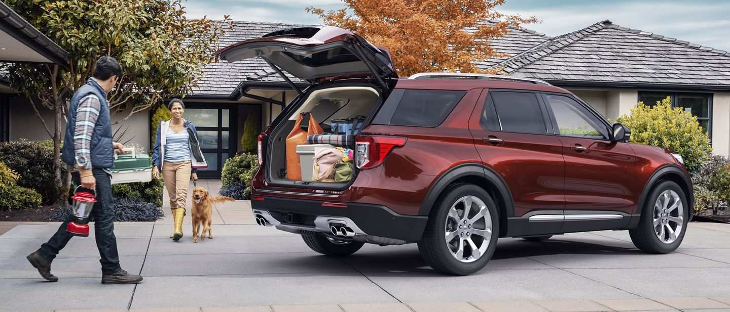 54 The Ford Usa Explorer 2020 Configurations