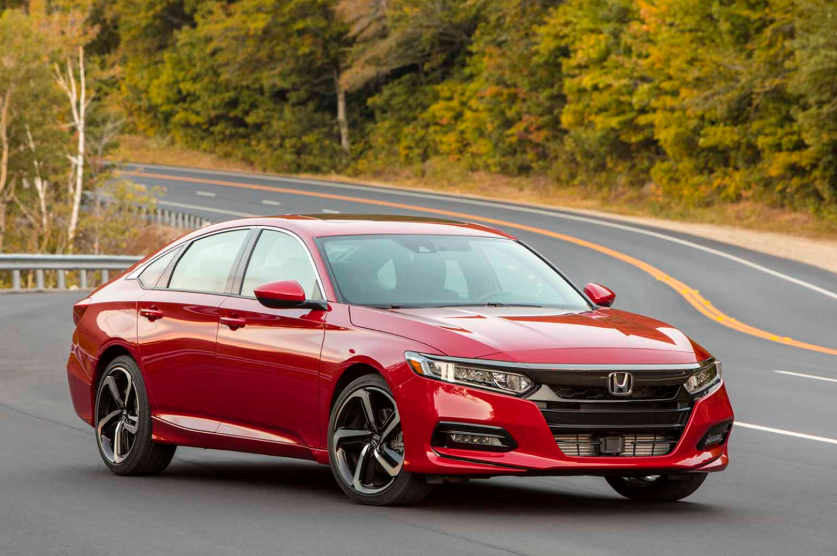 54 The Honda Accord 2020 Changes Release Date