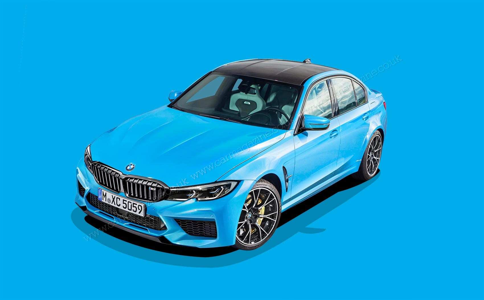 55 A 2020 BMW M3 Release Date Overview