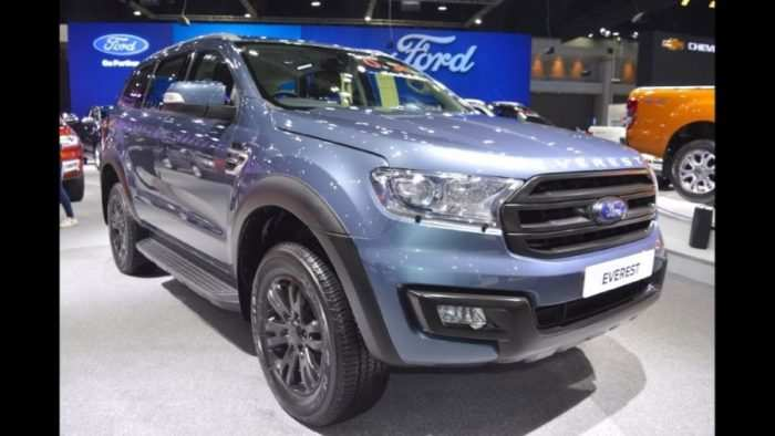55 A Ford Everest 2020 Reviews